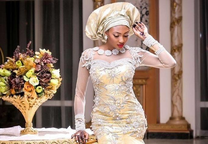 Nigerian-Wedding-Dresses-Long-Sleeve-Mermaid-Floor-Length-Court-Train-Wedding-Dress-Beading-Applique-Tulle-Vestido
