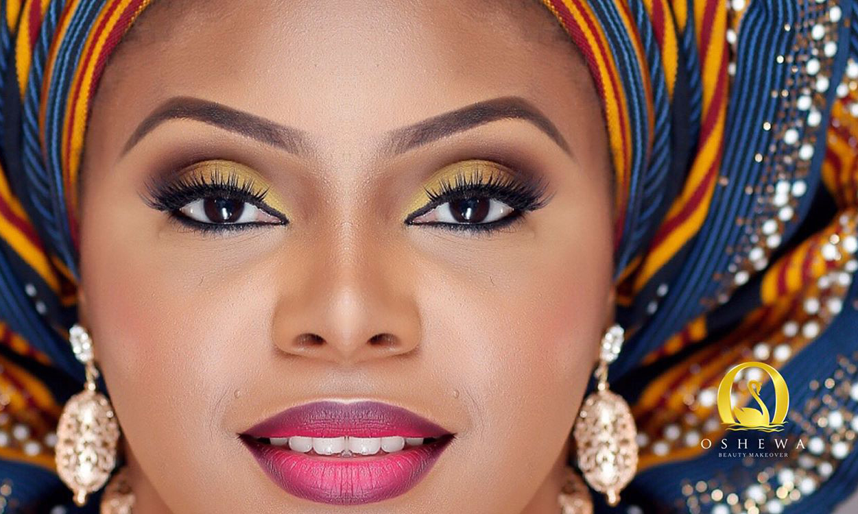 25 Matching Colour Combinations For The Nigerian Bride To ...