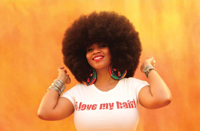 Picture by: Michael July's AFROS