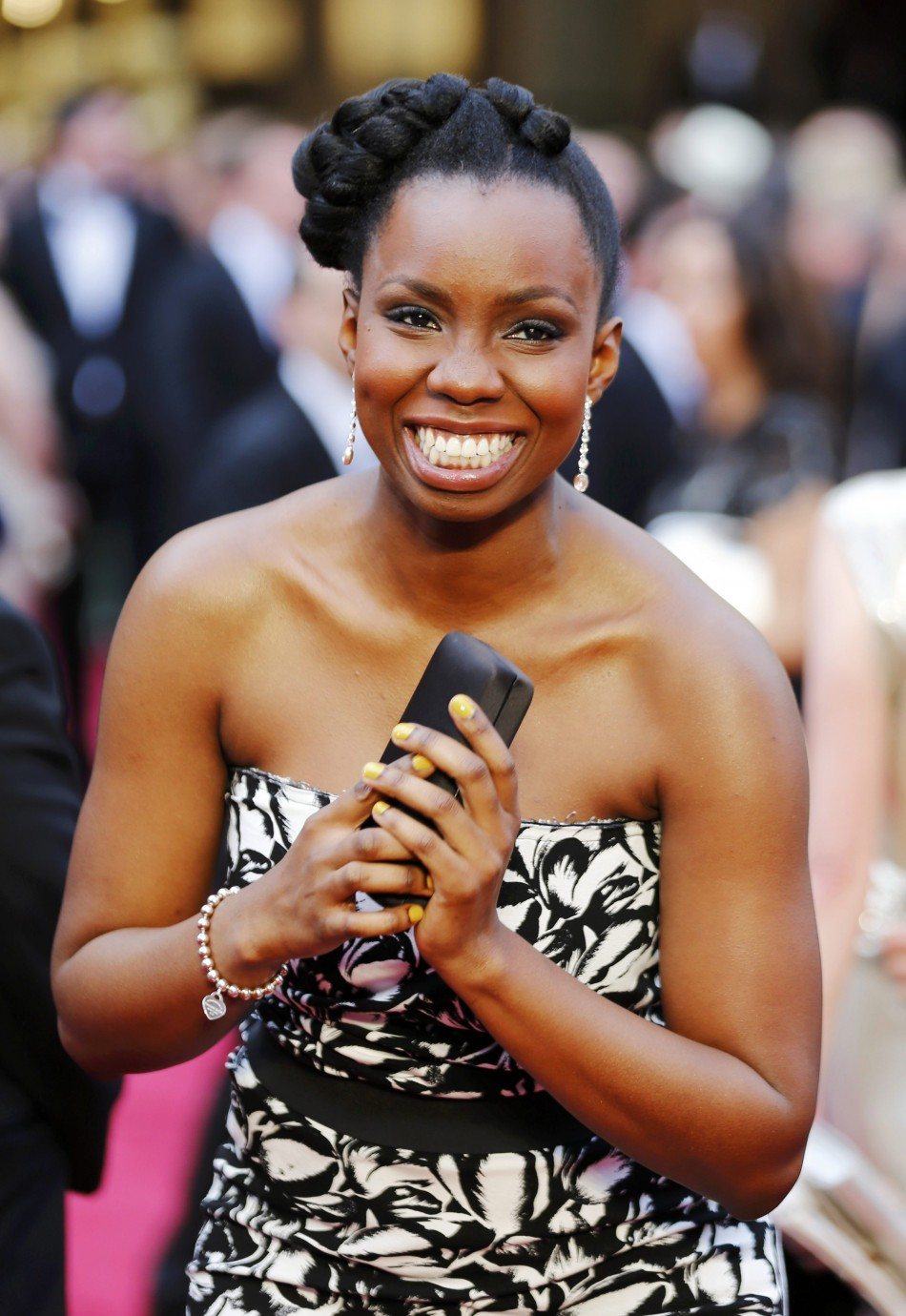 Adepero Oduye at the 2014 Vanity Fair Oscar Party