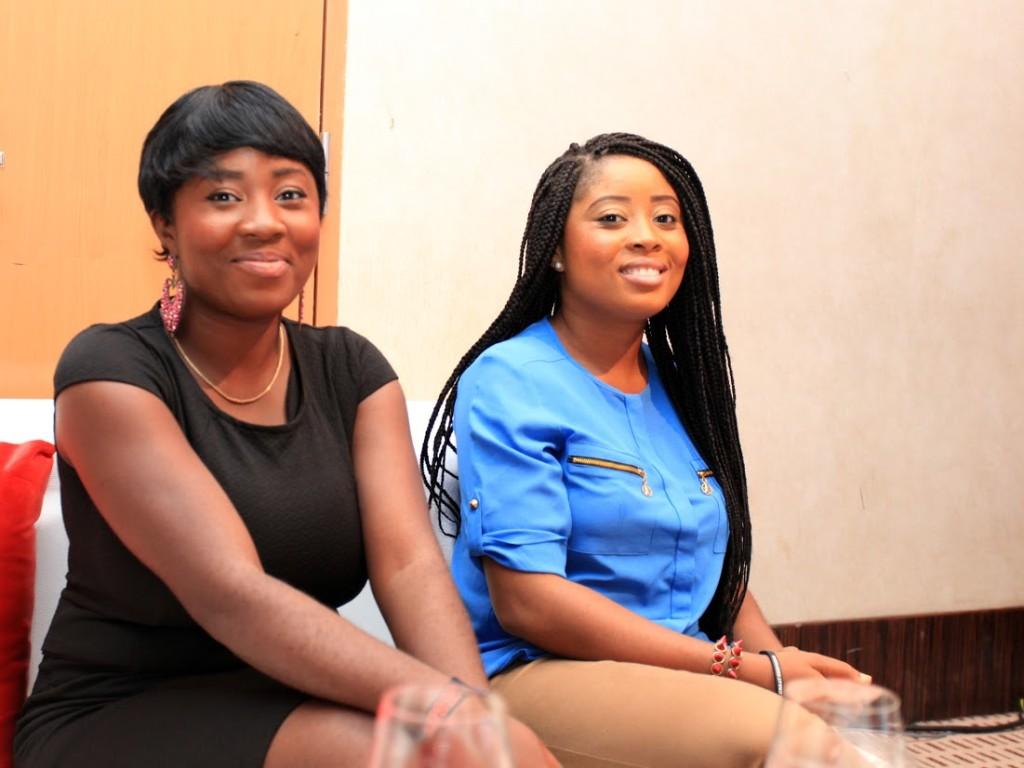 The Okojie Sisters (BellaRose and Benita)