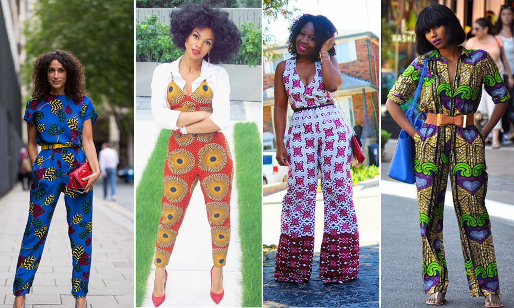 d095d3be843 ANKARA OVERDOSE  35 Ankara Jumpsuit Styles Your Tailor Must See ...