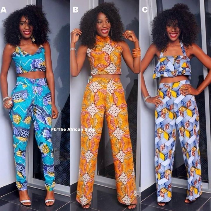 Ankara Overdose 35 Ankara Jumpsuit Styles Your Tailor Must See Woman Ng