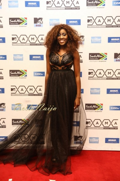 7 Dresses We Love From The Mtv Africa Music Awards Red