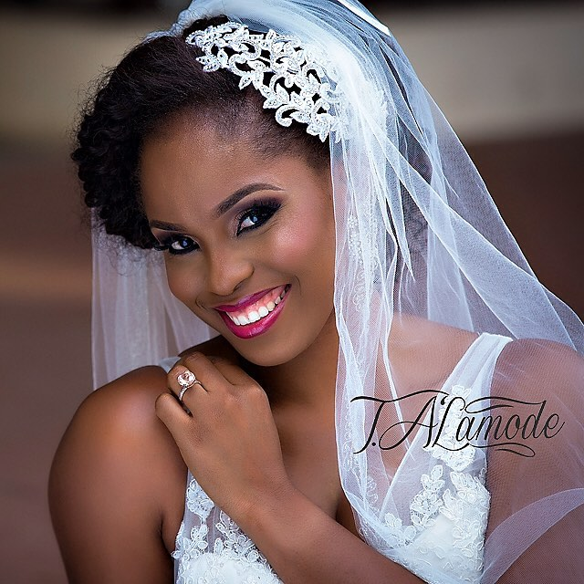 71 Natural Hairstyles Perfect For Your Naija Wedding Woman