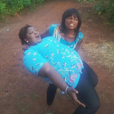 Chikito (0) - Eniola Badmus and Funke Akindele
