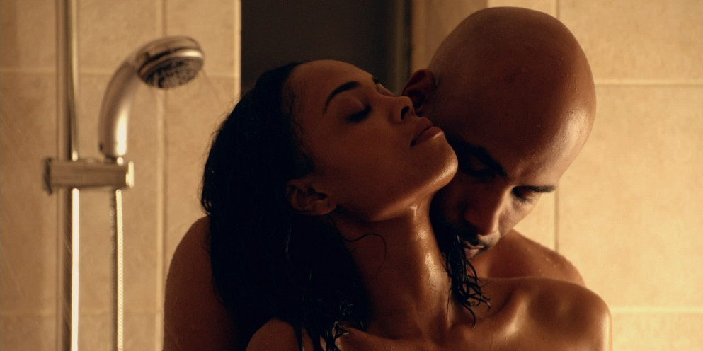 Sharon-Leal-and-Boris-Kodjoe-in-a-scence-from-Addicted