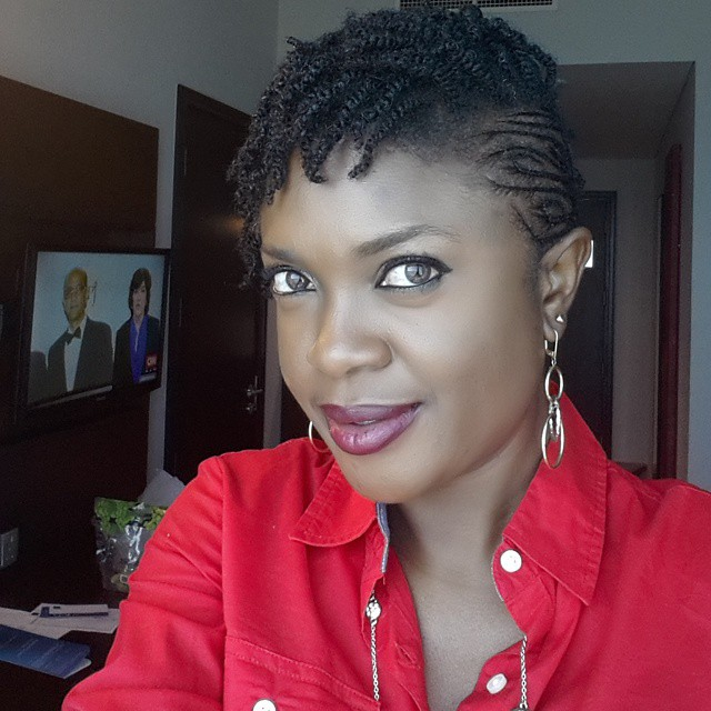 21 Hot Natural Hair Styles As Seen On Omoni Oboli WomanNG