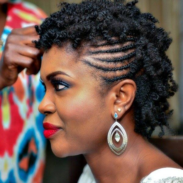 21 Hot Natural Hair Styles As Seen On Omoni Oboli Woman