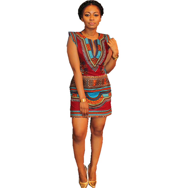African-Womens-Summer-Traditional-Clothing-Print-font-b-Dashiki-b-font-font-b-Dress-b-font