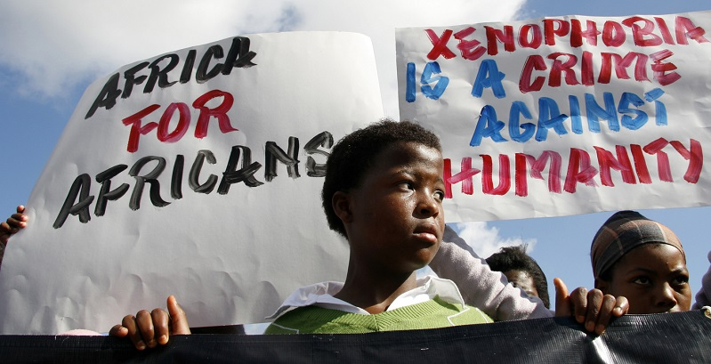 underlying reasons on causes of xenophobia in south africa
