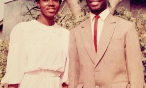 Gloria and Mike Bamiloye 2