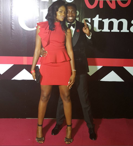 Timi Dakolo and wife 1