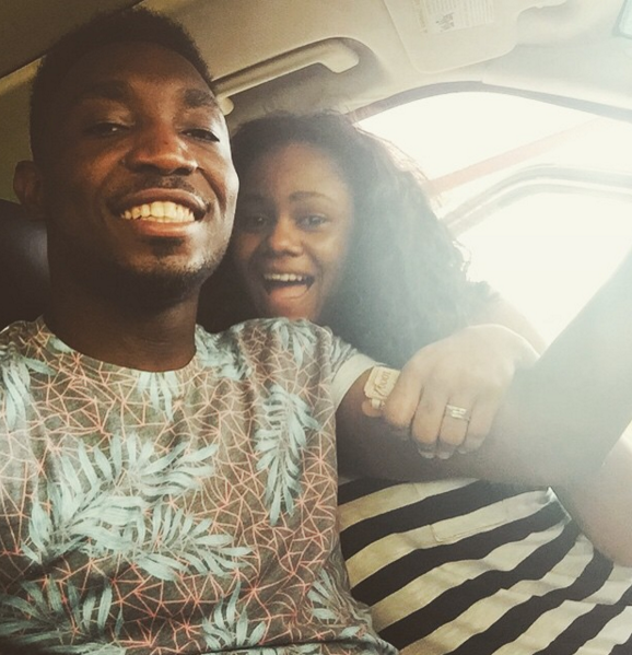Timi Dakolo and wife 10