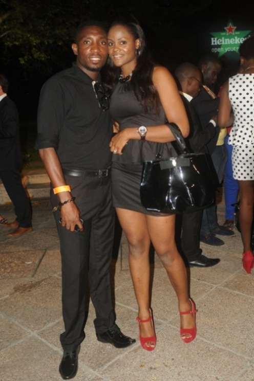 Timi Dakolo and wife-11