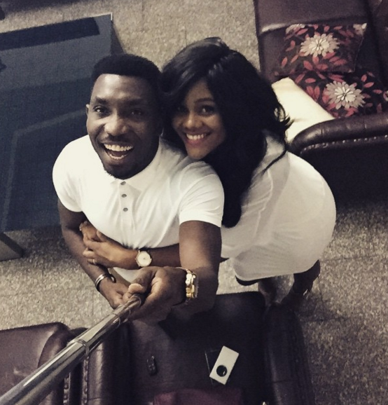 Timi Dakolo and wife 11