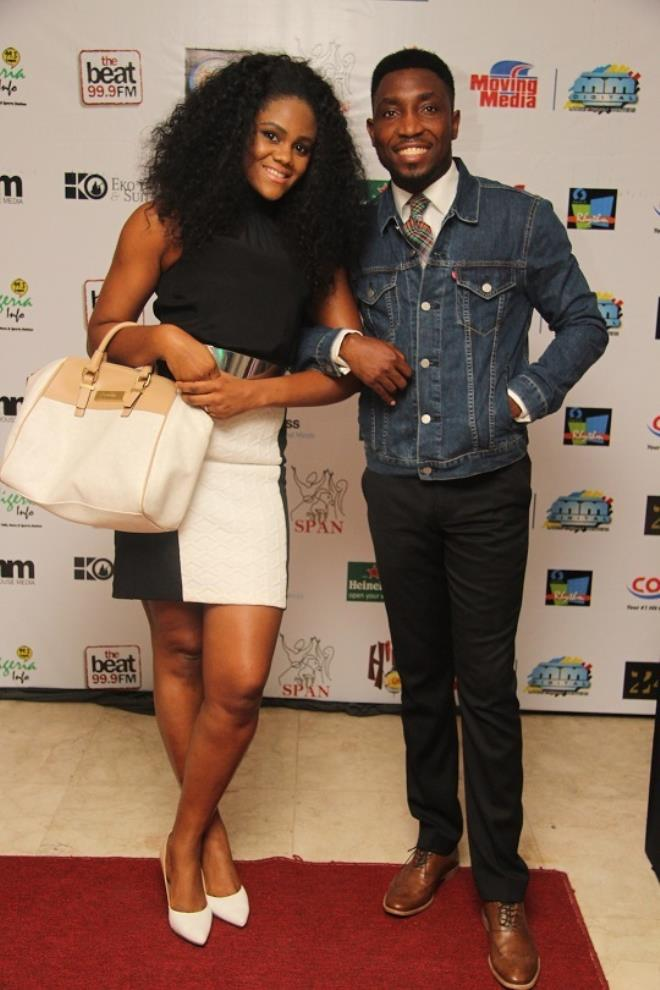 Timi Dakolo and wife-12