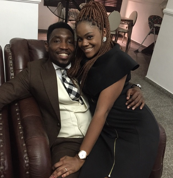 Timi Dakolo and wife 13