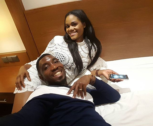 Timi Dakolo and wife-14