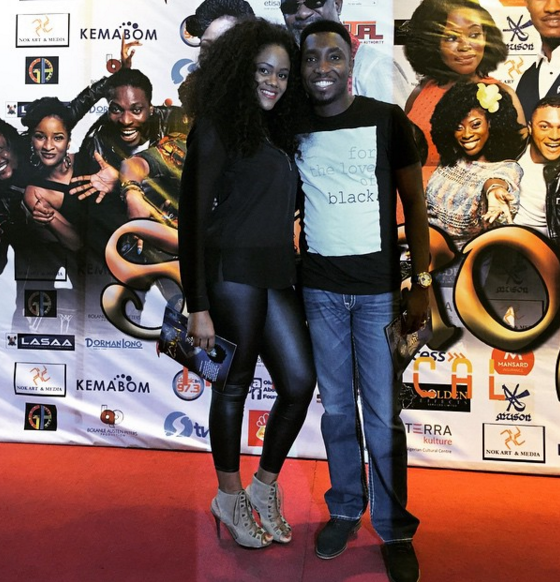 Timi Dakolo and wife 15