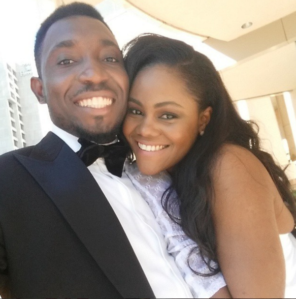Timi Dakolo and wife 16