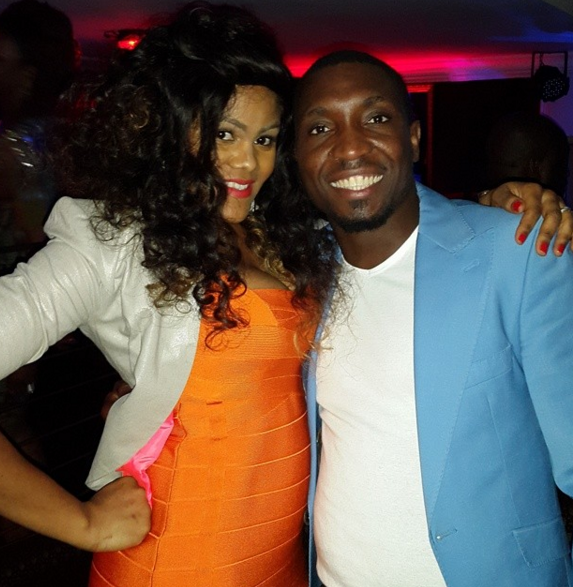 Timi Dakolo and wife 23