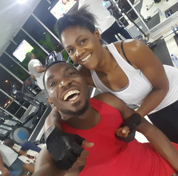 Timi Dakolo and wife 3