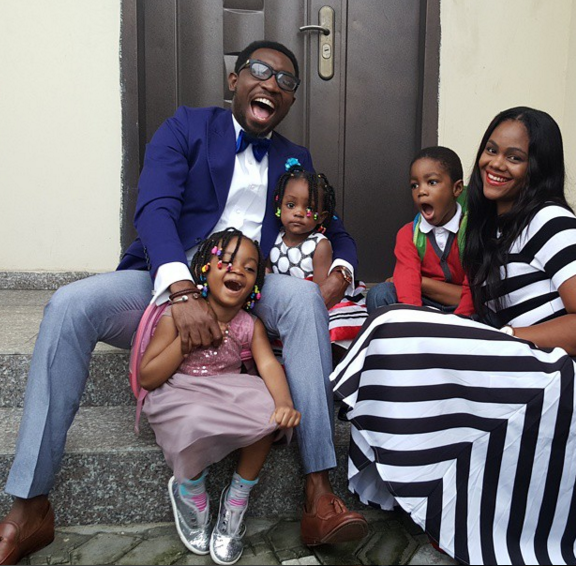 Timi Dakolo and wife 4