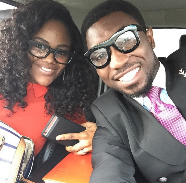 Timi Dakolo and wife 5