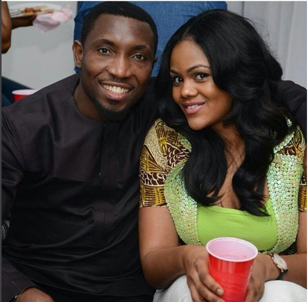 Timi Dakolo and wife-6