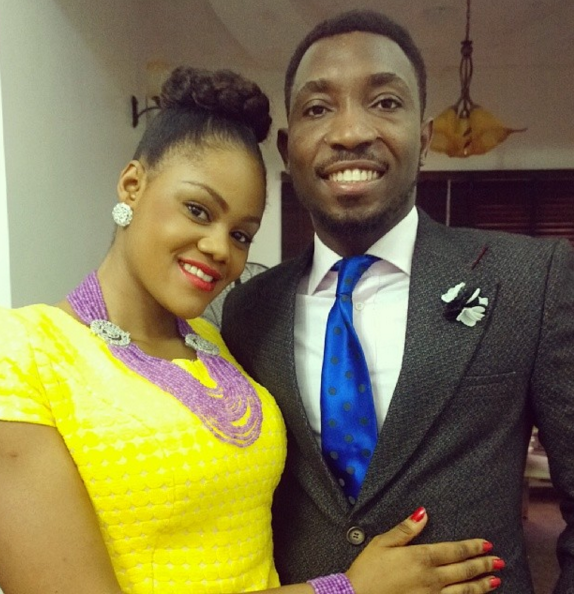 Timi Dakolo and wife-7