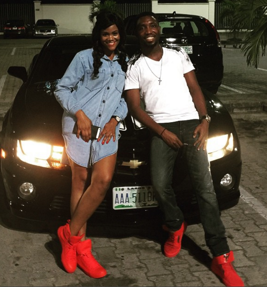 Timi Dakolo and wife 7