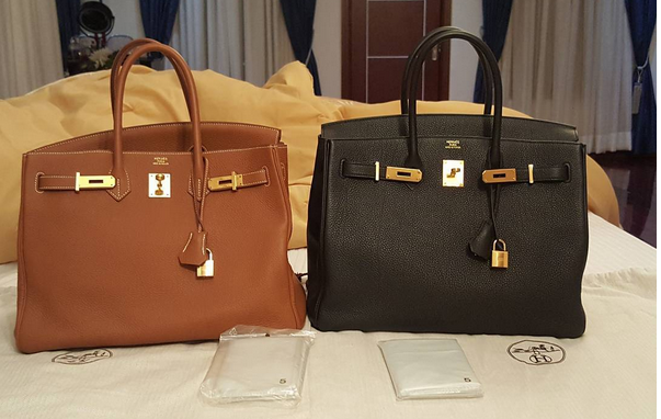 hermes wallets replica - AM TOO RICH TO BUY FAKE! LINDA IKEJI RESPONDS TO ACCUSATION THAT ...