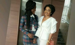 Mercy Aigbe. (5)
