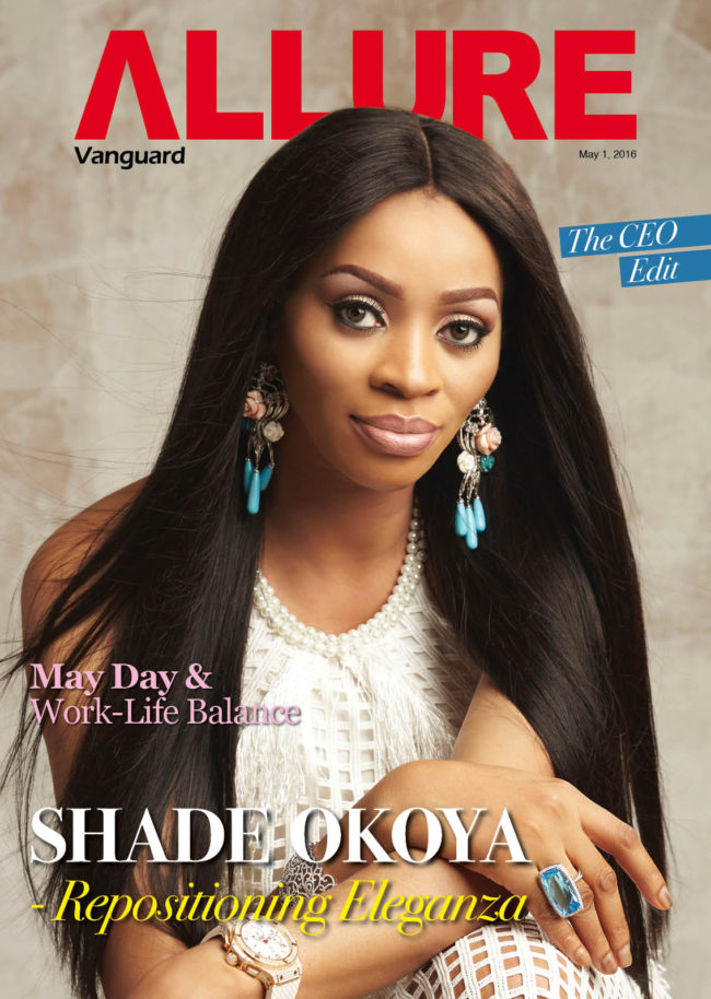 Shade Okoya Vanguard