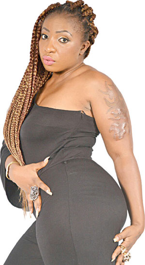 Nigerian celebrity tattoos