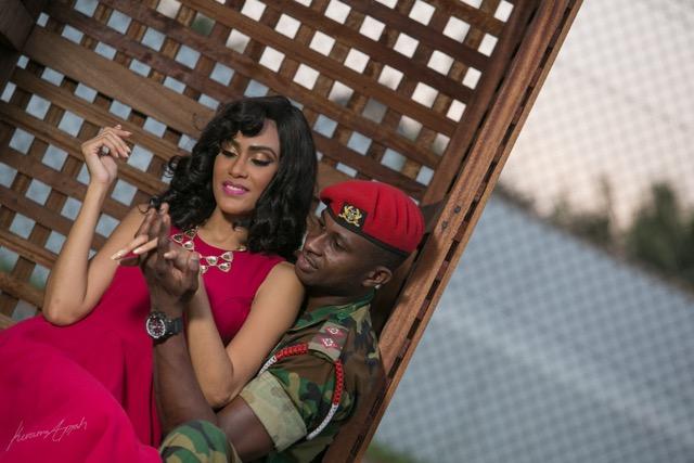 Sonia Ibrahim Pre-wedding6