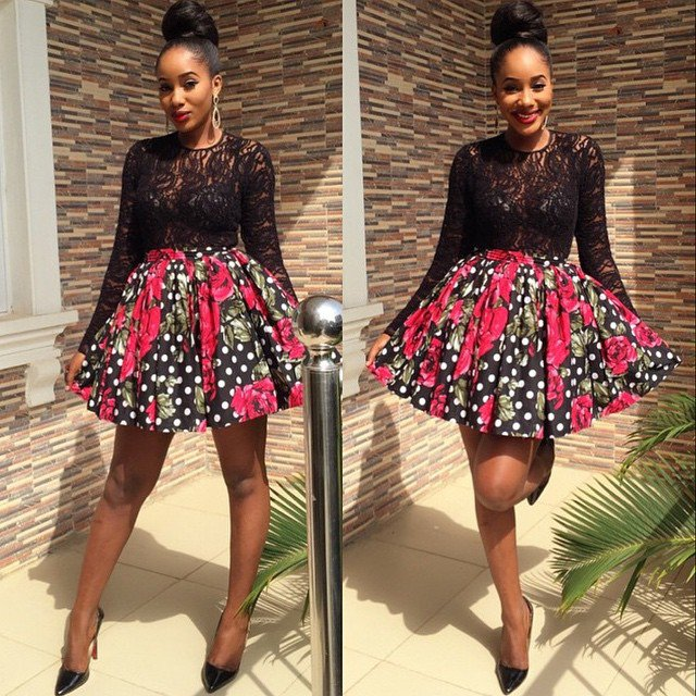 beautiful ankara short skirt styles beautiful nigeria