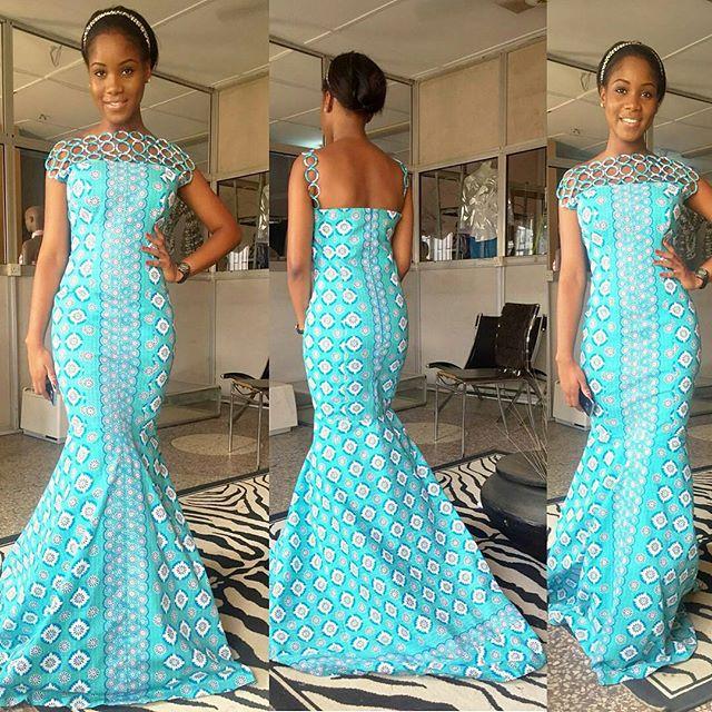 50 Of The Most Stylish Ankara Maxi Dresses Ever Created – Woman.NG