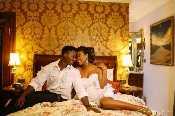 Tomi Odunsi Pre-wedding 1