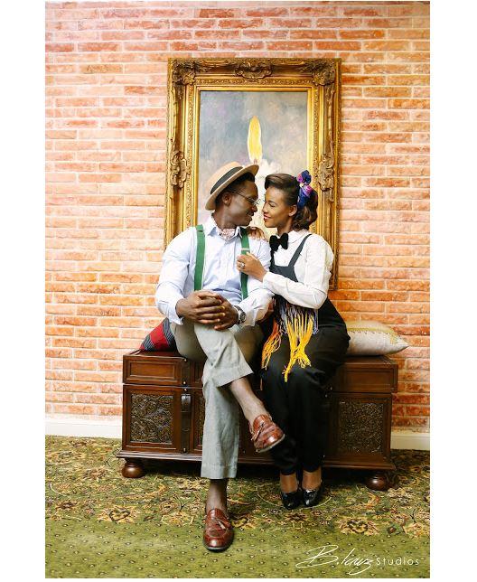 Tomi Odunsi Pre-wedding 10