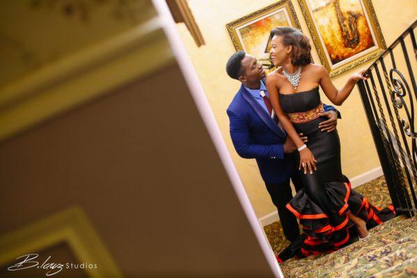 Tomi Odunsi Pre-wedding 12