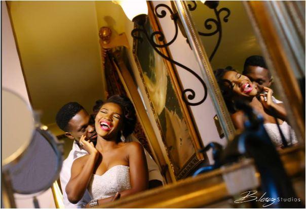 Tomi Odunsi Pre-wedding 2