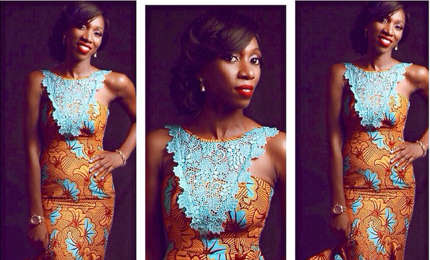 9ed70b57c2d Checkout these amazing Ankara Maxi Dresses in different styles to suit all  body types.
