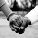 Holding-hands-black-and-white-you-and-me-forever