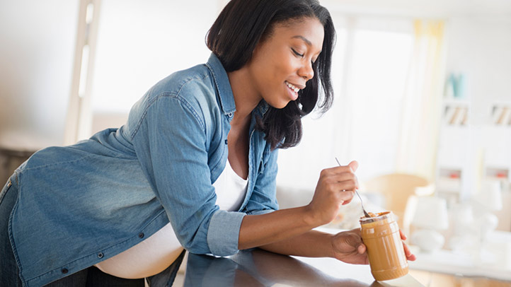 Weirdest things pregnant women have ever craved woman ng
