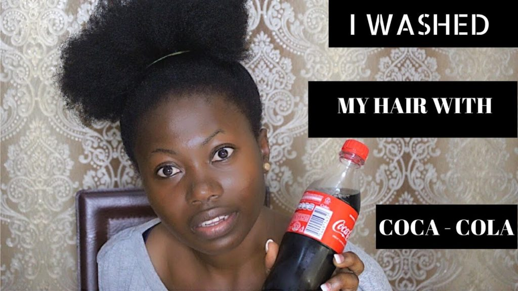 I Did The Coca Cola Hair Rinse Challenge As Postulated By British Actress Suki Waterhouse E Is Believed To Turn Your Curly Or Wavy After Doing
